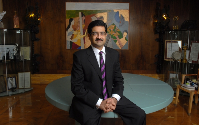 """""""This partnership [with Flipkart] is an emphatic endorsement of the growth potential of India,"""" Kumar Mangalam Birla said in a statement."""
