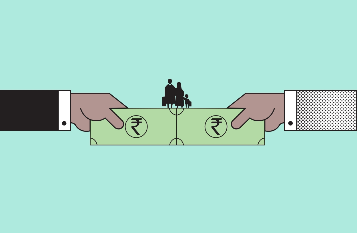 India's richest are giving away more