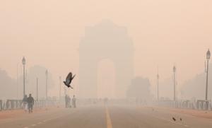 Choked: Virus and toxic air strangle Delhi
