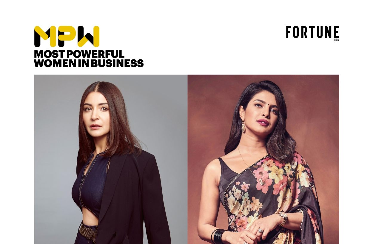 Anushka, Priyanka in Most Powerful Women list