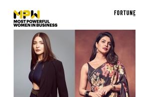 Anushka, Priyanka in Most Powerful Women list