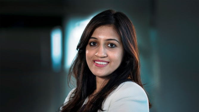 Divya Gokulnath, Co-Founder at BYJU'S.