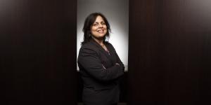 Aisha de Sequeira: The banker with a smile