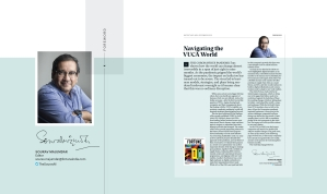 Fortune India 500 and the VUCA world