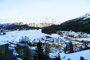 St. Moritz: Winter playground of the rich and famous