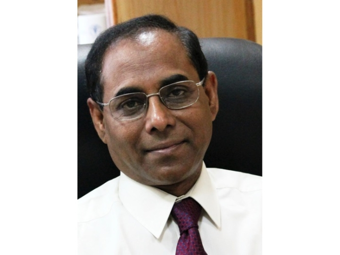 Amit Dinda, professor, AIIMS