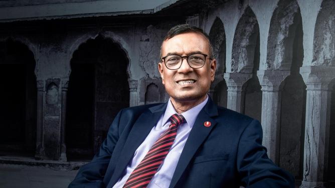 Chandra Shekhar Ghosh, MD and CEO of Bandhan Bank