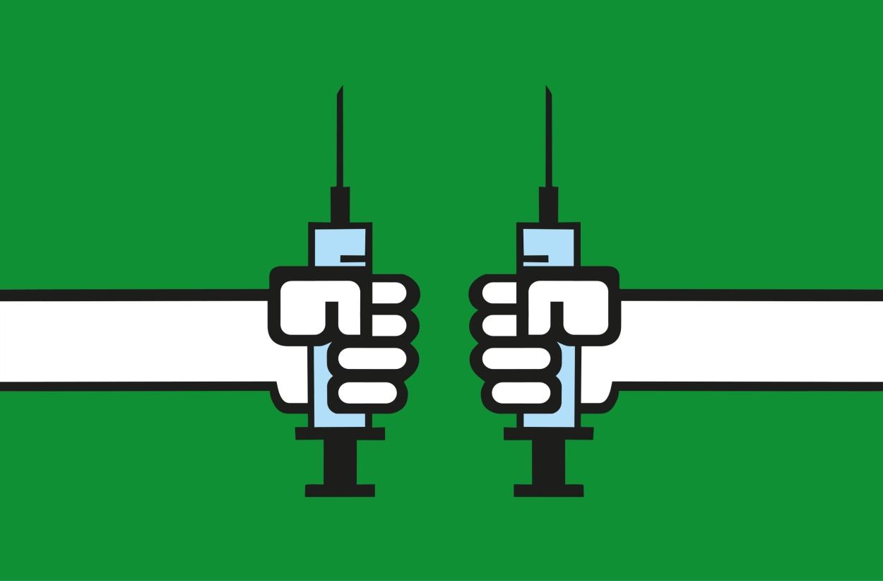 Covid-19 vaccine: The accessibility challenge