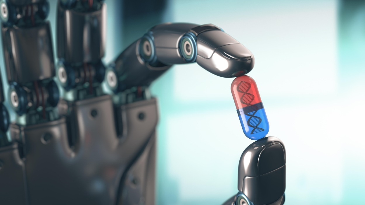 India's healthcare has a new best friend: Robots