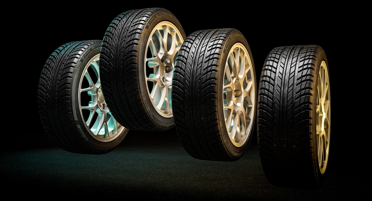 Speed bumps for tyre MNCs in India