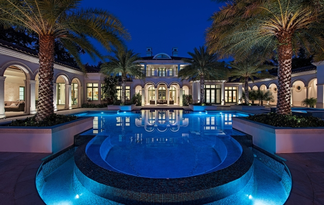 A luxury property located in Fort Myers, Florida. It's these kinds of high-value real estate that Christie's has successfully marketed over the years.