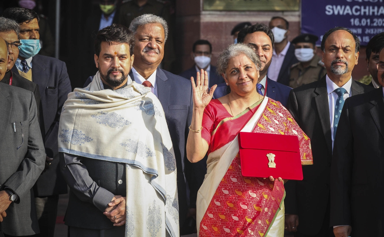 Budget 2021: The FM hits a six with big growth push
