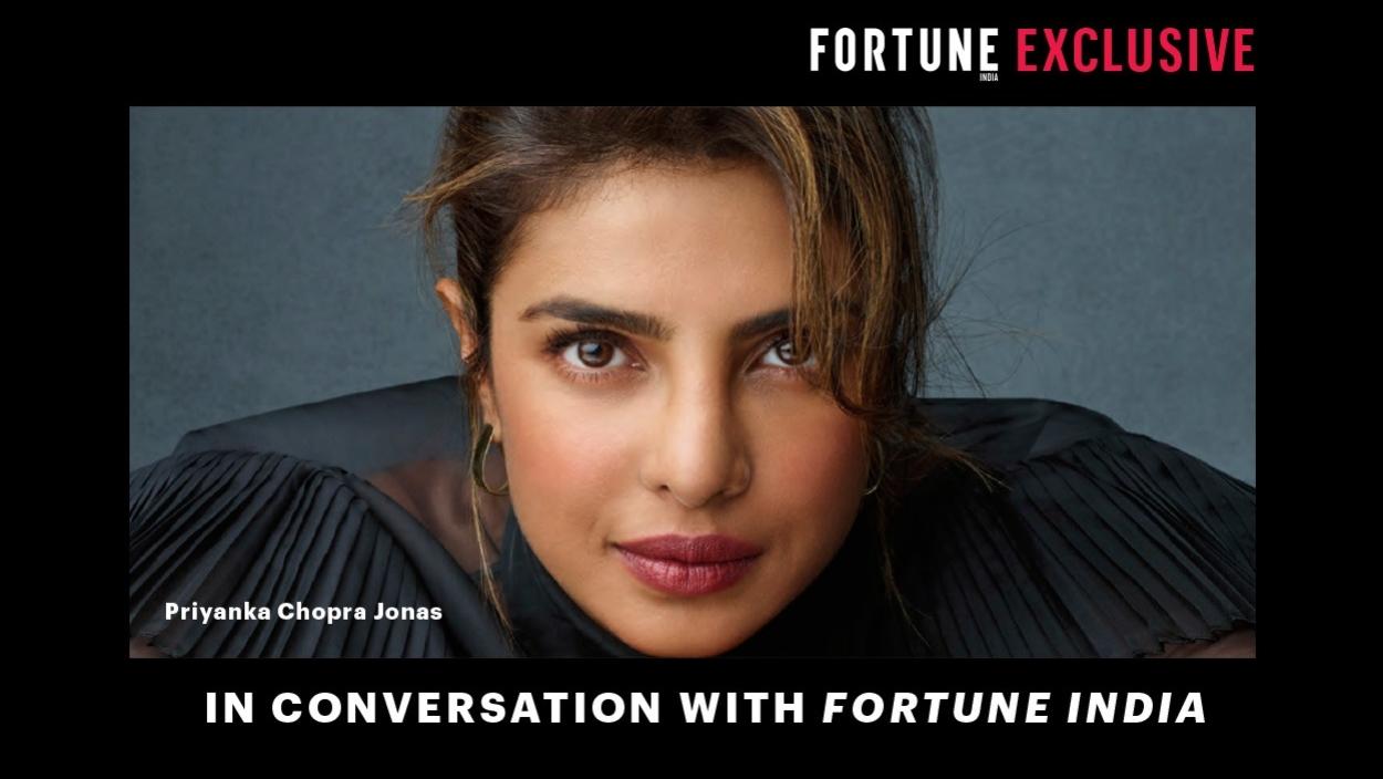 Priyanka Chopra Jonas: The world at her feet