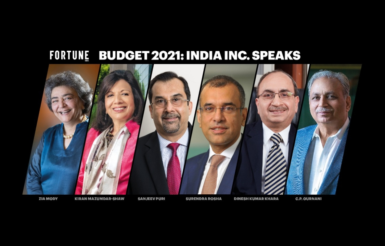 Budget 2021 is 'visionary': India Inc.
