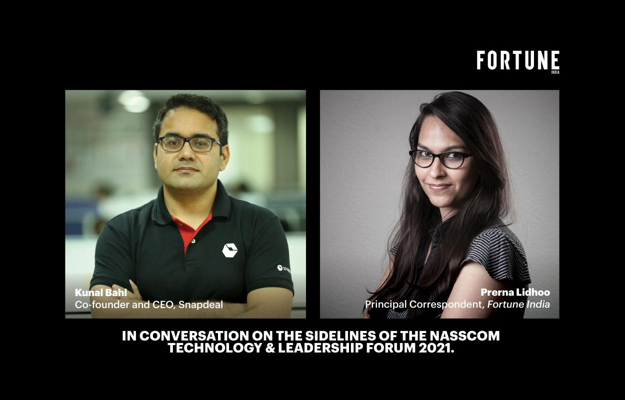 Watch: Snapdeal co-founder on the idea of a new normal