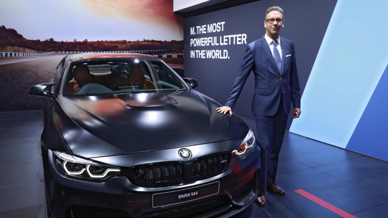BMW taps new customers in a bid to go past Mercedes