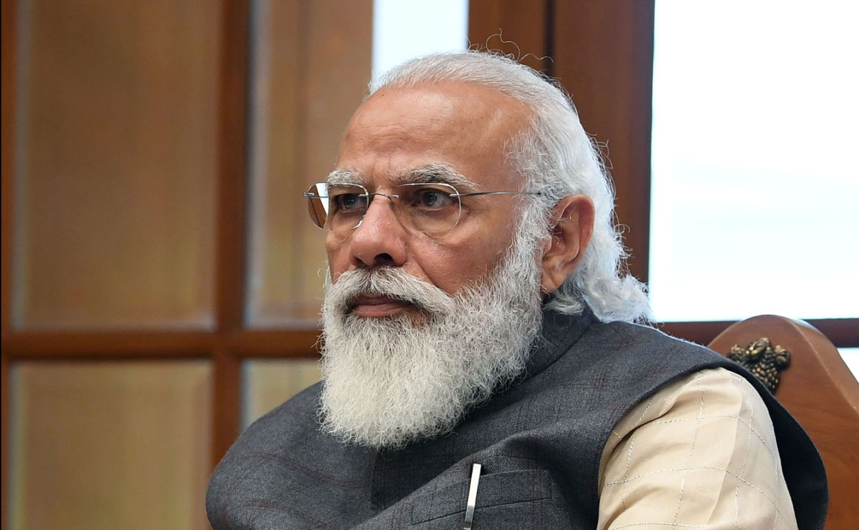 Don't be a follower, be a leader: PM Modi to startups