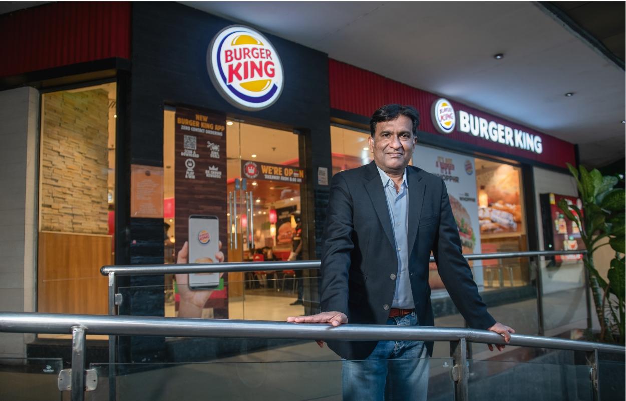 Burger King's big bite