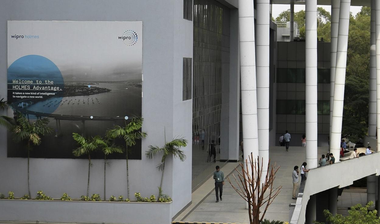 Wipro to buy U.K.-based Capco for $1.45 billion