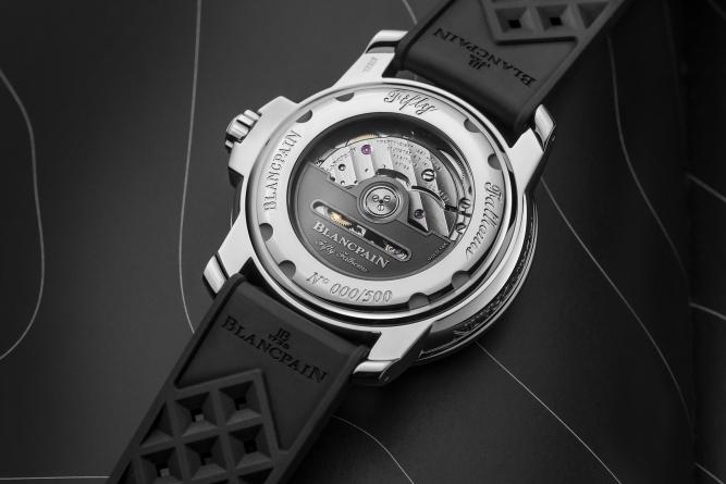 Blancpain Fifty Fathoms timepiece