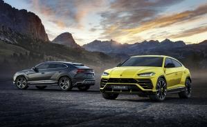 Lamborghini replicates Porsche's SUV success story