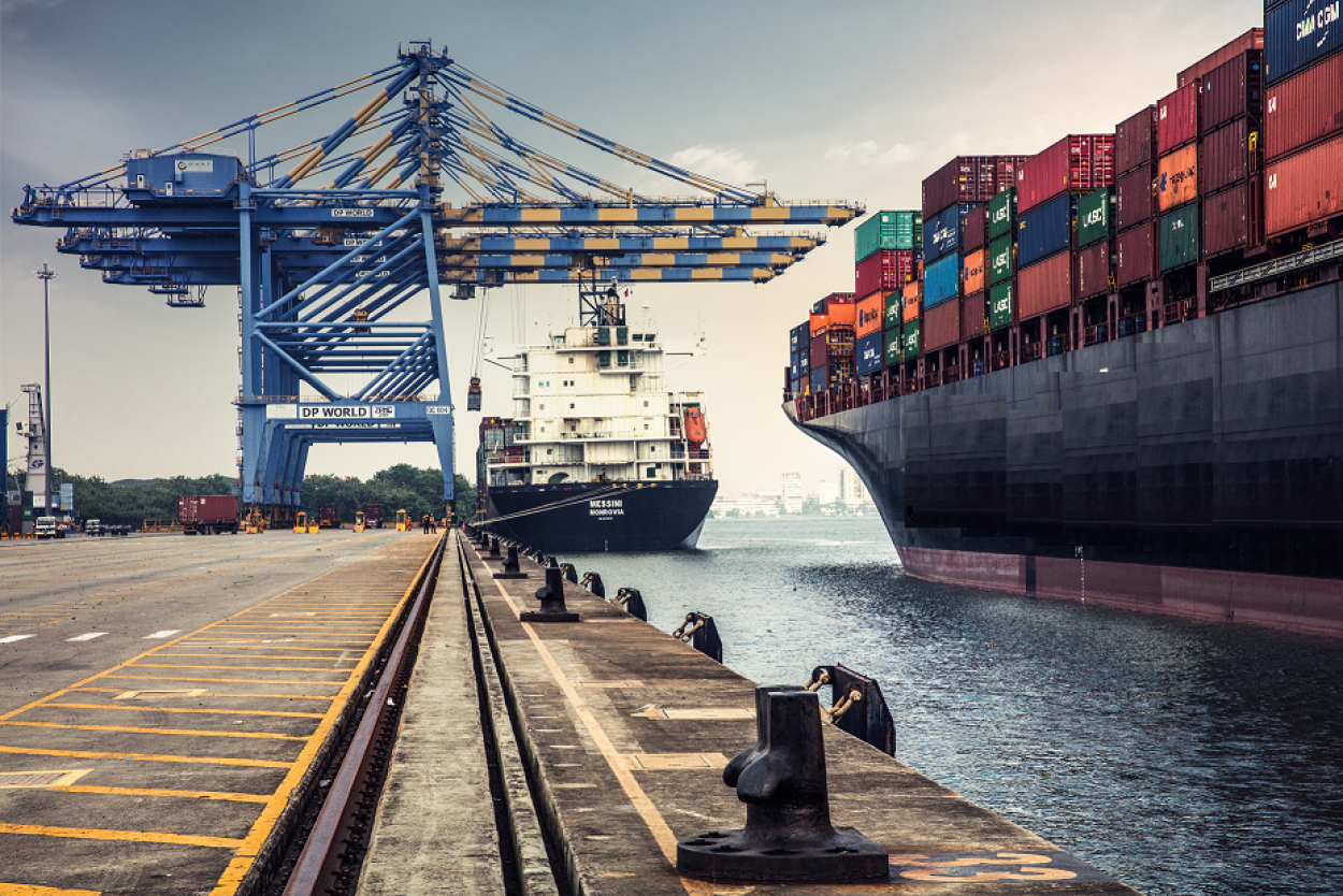 How India's first container hub terminal failed