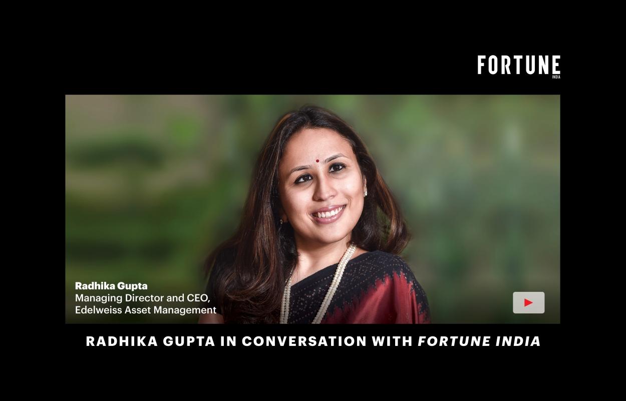 Watch: Radhika Gupta on the need for gender diversity