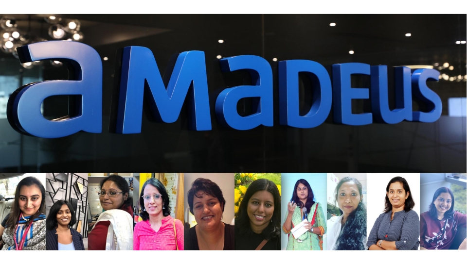AMADEUS LABS: ENABLING WOMEN TO BREAK THE GLASS CEILING