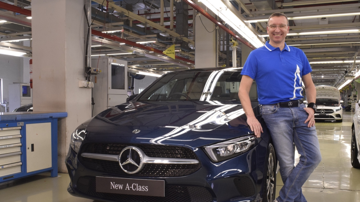 Half of all vehicles to be electric by 2030: Schwenk