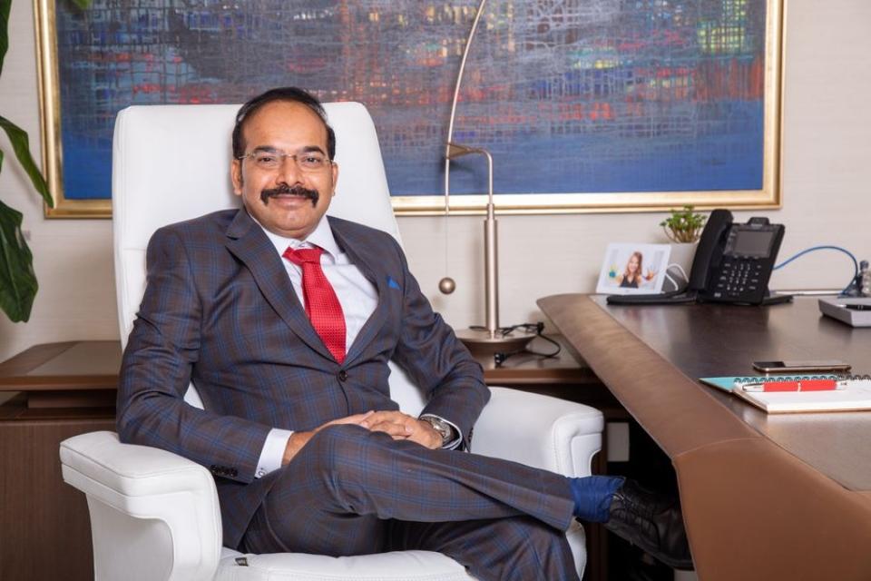 Shree Venkatesh Buildcon Gets Awarded as India's Leading Brand - Rising Star