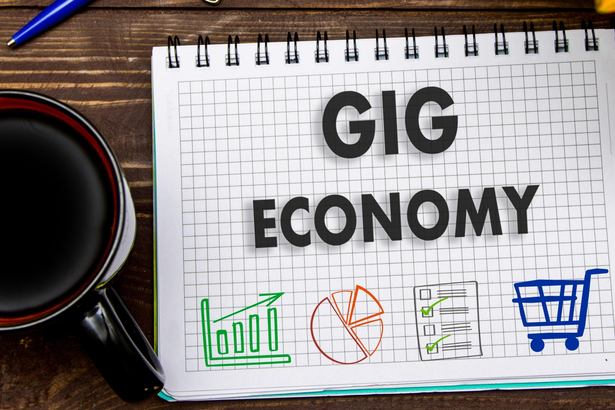 The gig economy and India's changing workforce