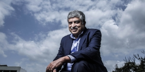 Small businesses are the future of India: Nilekani