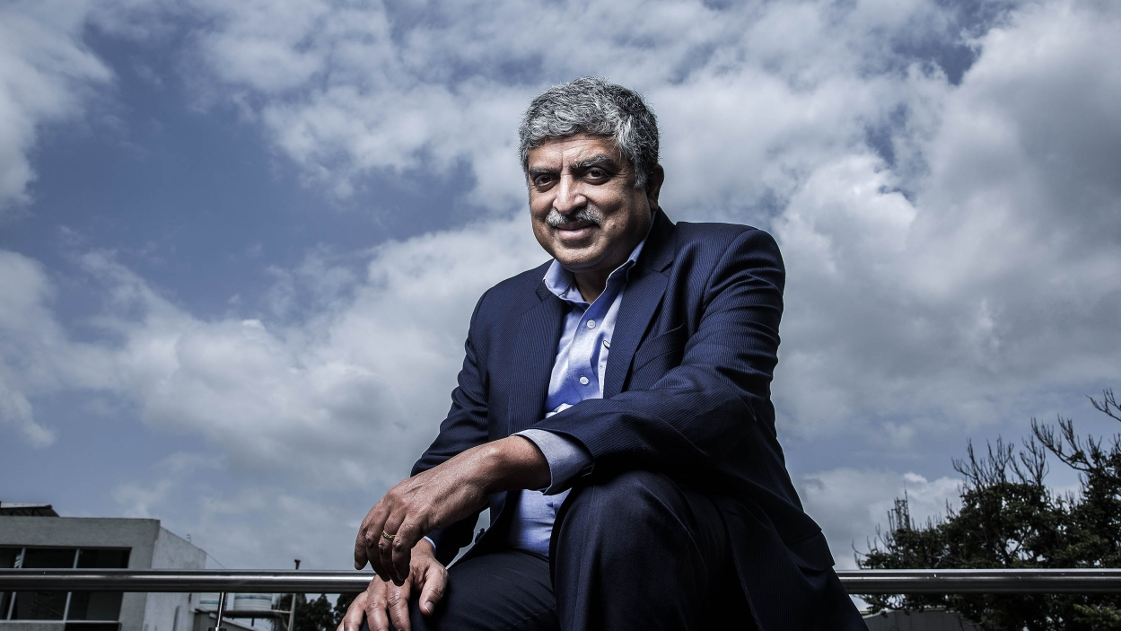 Small businesses are the future of India: Nilekani