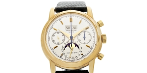 What makes Patek Philippe a collector's favourite