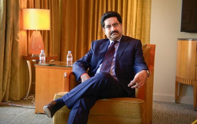 Kumar Mangalam Birla, chairman of the Aditya Birla Group.