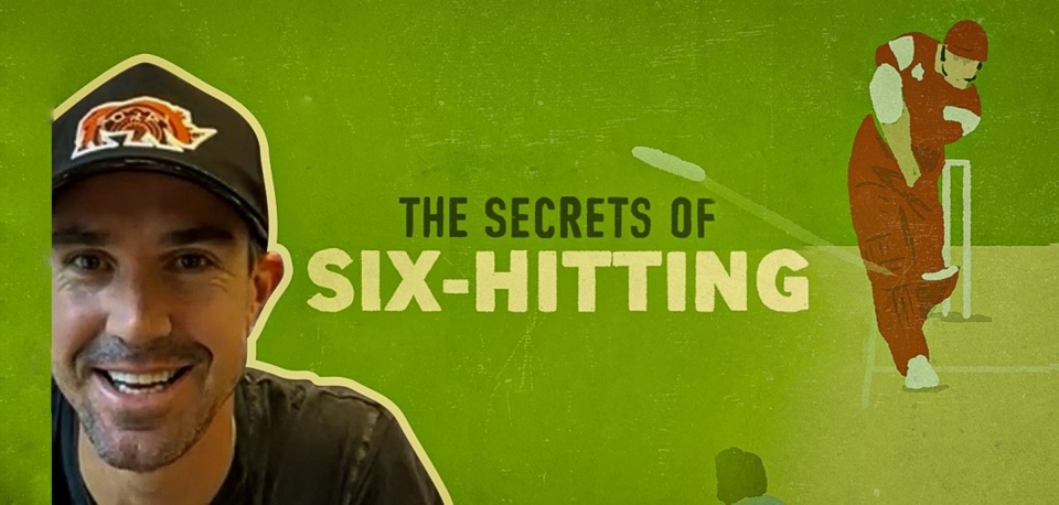 Kevin Pietersen, Darren Lehmann, David Miller, Dwaine Pretorius and Reeza Hendricks explain the secrets of hitting sixes with Betway