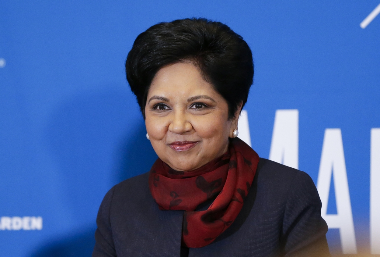'Open for business' should be India's mantra: Nooyi