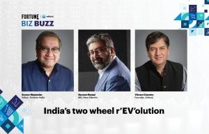 Watch: India's two wheel r'EV'olution