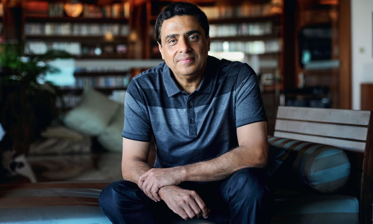 Ronnie Screwvala on why India needs non-linear thinking