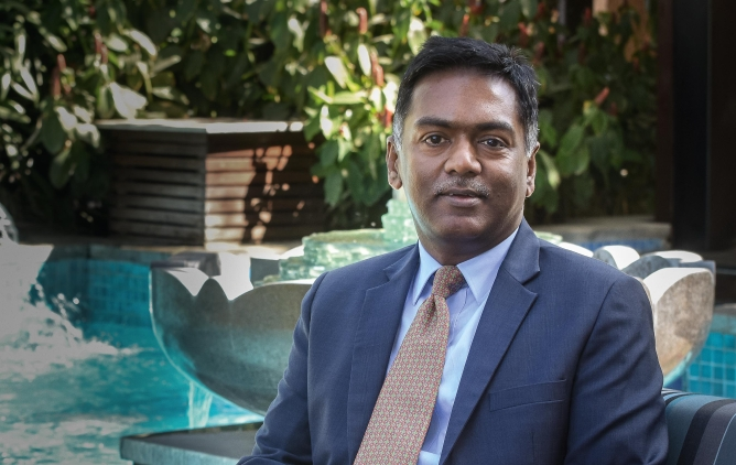 Dilip Jose, MD and CEO, MHEPL