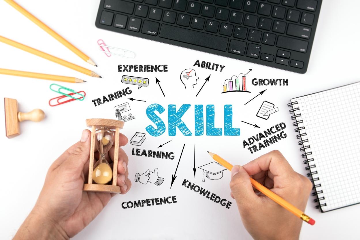 Upskilling, reskilling define employee success today