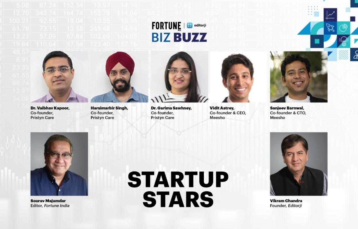 Watch: India's startup stars