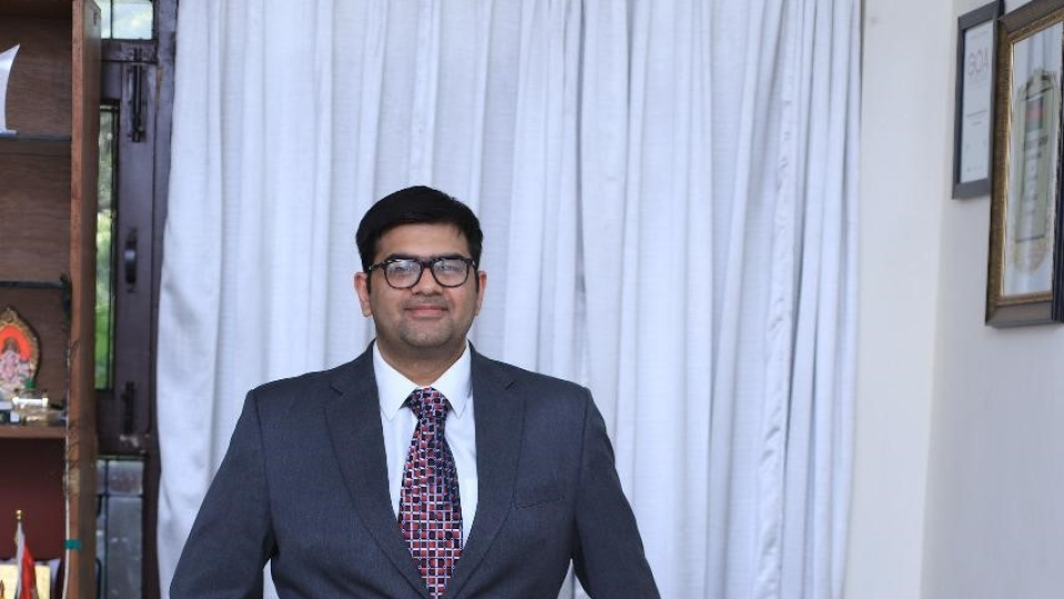 Prof Nabhit Kapur reigns with his stellar mental health campaigns and firm PeacfulMind Foundation