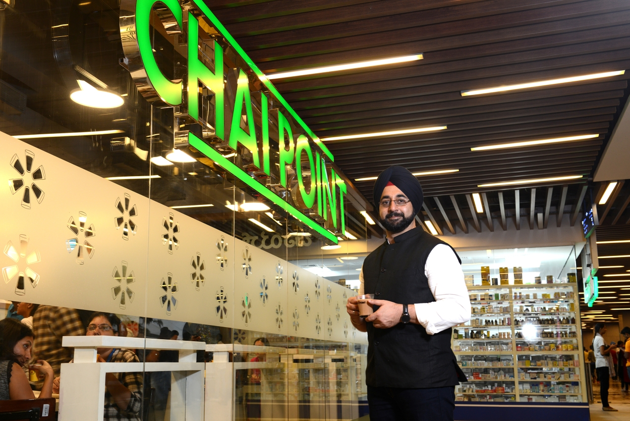Chai Point is remaking its brand. Reason: Covid-19