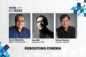The show will go on: PVR boss Ajay Bijli
