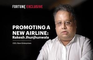 Big bull Jhunjhunwala to start an airline