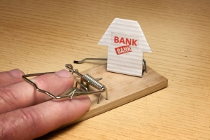 Govt guarantee to bad bank SRs a blind gambit