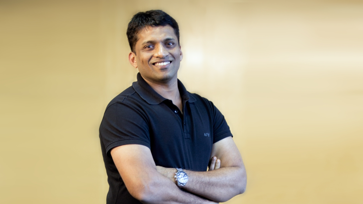 I don't think we are successful: Byju