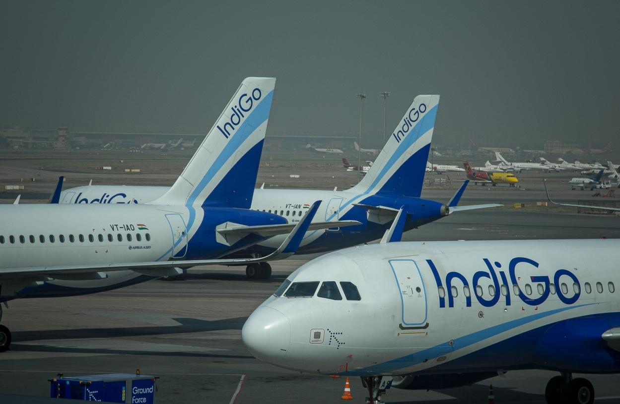 Pandemic hits IndiGo; Q1 loss mounts