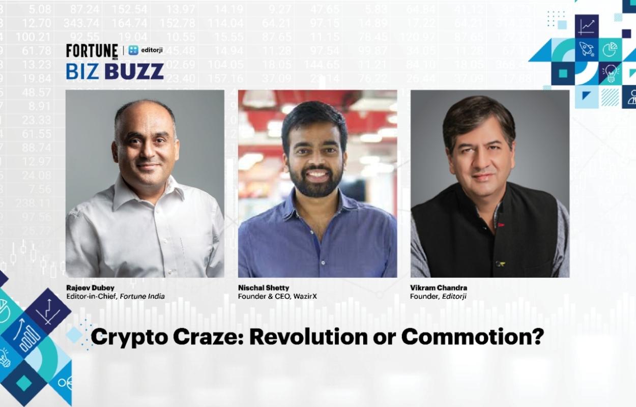 Crypto craze: Revolution or commotion?